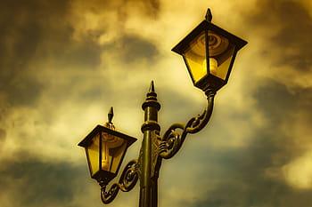 سرچراغی چراغ های پارکی شیک سازان